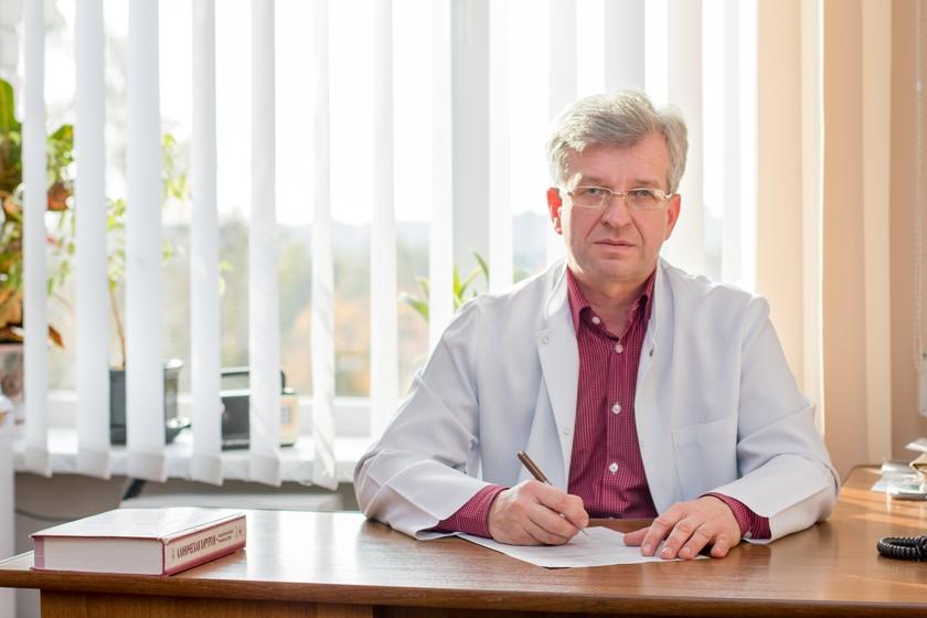 Лазько Вячеслав Миколайович - лікар хірург, пластичний хірург